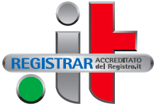 Logo registrar accreditato